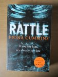 Cummins, Fiona - Boek Rattle / If you see him, it´s already too late