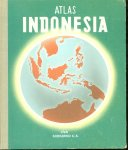 Soekarno, Eduard Penkala, Barli. - Atlas Indonesia untuk madrasah permulaan : kelas V-VI-VII
