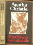 AGATHA CRISTIE is in 1890 geboren in torquay en overleden 1976 * de koningin van de misdaad - Miss Marple met Vakantie
