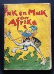 Franssen, Frans tekst Carl Storch Illustraties - Puk en Muk door Afrika deel 1