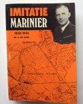 Jong, Mr. C. de - Imitatie Marinier.