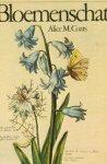 - BLOEMENSCHAT:  Een geschiedenis van Bloemtekeningen - Alice M. Coats, 192 blz.