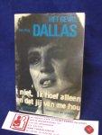 Ang, Ien - Het geval Dallas ; populaire kultuur, ideologie en plezier