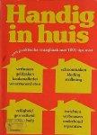 SLINGELANDT, R. VAN (VERT.), - Handig in huis. 1001 tips.