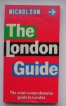 NICHOLSON, R., - Nicholson. The London Guide.