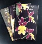 redactie o.a. Richard Petterson, Stephen R. Batchelor - American Orchid Society Bulletin 1983 vol. 52 no 9, 1984 vol. 53 no1, 1984 vol. 53 no 3