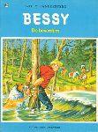 Vandersteen, Willy - Bessy nr. 105, De beverdam , goede staat (sticker ontbreekt)