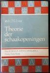 Euwe, M. - Theorie de schaakopeningen 8 / HALF-OPEN SPELEN I, Frans, Caro-Kann