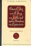 Groen, A. & E. Wolthuis - DOOR OOR EN OOG EN HAND NAAR DENKEN EN EXPRESSIE - GESCHIEDENIS. Knip- en illustratiealbums ten dienste van het activerend onderwijs