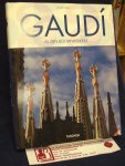 Zerbst, Rainer - Gaudi,  Al zijn bouwwerken