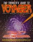 Star Trek; H. Schuster, - The Trekker's Guide to Voyager.