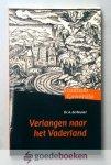 Reuver, Dr. A. de - Verlangen naar het Vaderland --- Serie Studium Generale, deel 9