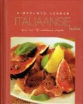 - Simpel weg vegetarische keuken en italiaanse keuken, 2 boekjes