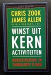 Chris Zook John Allen - Winst uit kernactiviteiten   Groeistrategie in turbulente tijden