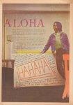 Diverse auteurs - Aloha 1974 nr. 22, Dutch underground magazine,  7 maart tot 21 maart, zeer goede staat