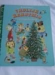 Jackson, Kathryn - Richard Scarry's vrolijk Kerstmis met een gouden randje / met een gouden randje