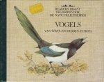 - Veldgids voor de natuurliefhebber - Vogels van West- en Midden-Europa