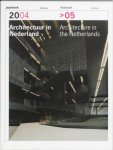 A. Hoogewoning - Architectuur in Nederland / 2004/05