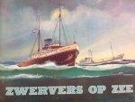 G.J. Frans Nearebout - Zwervers op Zee