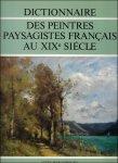 Harambourg, Lydia - Dictionnaire des Peintres Paysagistes Français au XIX siècle