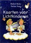 Mohr, Barbel, Stutz, Stefan - Lichtkinderen kaarten / bevorderen de sprituele creativiteit en stimuleren het zelfhelende vermogen in het kind.