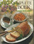 BORN, WINA (redaktie) - Het comlete kookboek (Inhoud: koude - warme voorgerechten, soepen, vlees, vis, schaal- en schelpdieren, wild, wild - en tam gevogelte, eiergerechten, salades, sauzen, groenten, aardappelen, rijst en deegwaren, desserts, koek en gebak, hartig gebak)