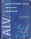 Derksen, T.J.G.  Crins, H.W. - Automatisering van de informatieverzorging / druk 4