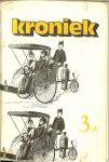 Wakeren, B. van/ H.van Galen Last met veel foto's en mooie illustraties - Kroniek geschiedenis voor v.w.o. / h.a.v.o. / m.a.v.o. deel 3 v/h