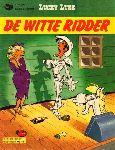 Morris / Gosginny - Lucky Luke 12, De Witte Ridder, softcover, zeer goede staat