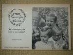 Scheltens & Giltay - Onze Prinsesjes thuis. Het Prinselijk Gezin weer in ons midden! Augustus 1945.