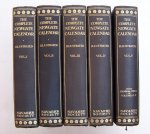 collated and edited with some appendices by J.L. Rayner and G.T. Crook - The Complete Newgate Calendar: 5 Volumes Complete