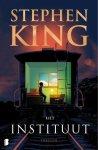 King, Stephen - * * * * Instituut, het (cjs) Stephen King GLOEDNIEUWE paperback Boekerij in EERSTE druk