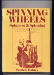 BAINES, PATRICIA - Spinning Wheels - Spinners & Spinning