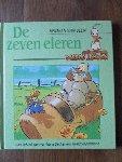 Veen, Herman van; Illustrator : Bacher, Hans; Siepermann, Harald - De zeven eieren. Alfred J. Kwak