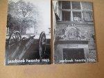 Jaarboek Twente / diverse auteurs - 1965 - Jaarboek Twente - vierde jaar