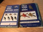 Peterson, RT - A Field Guide to Western Birds, Field Guide to Eastern Birds