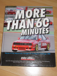Lawson, Randall - Bakker, Ignatius de - Anders, Ruber e.a. - More than 60 minutes : Review of the Netservices Youngtimer Touring Car Challenge 2008