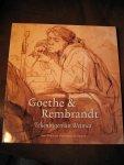 - Goethe en Rembrandt. Tekeningen uit Weimar.