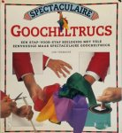 Jon Tremaine, Heleen Verdenius, Frederike Plaggemars - Spectaculaire goocheltrucs een stap-voor-stap beeldgids met vele eenvoudige maar spectaculaire goocheltrucs
