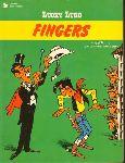Morris / Lo Hartog van Banda - Lucky Luke 23, Fingers, softcover, goede staat
