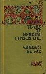 Kravitz, Nathaniel - 3000 Years of Hebrew Literature