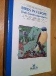 Tucker, GM & M F Heath - Birds in Europe, their conservation status
