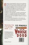 Wingfield, R.D.  Nederlandse vertaling Emile Salomons - Een vroege dood   van Rechercheur Frost