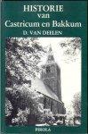 Deelen, D.van - Historie van Castricum en Bakkum