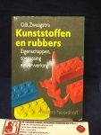 Zwaagstra, O.B. - Kunststoffen en rubbers ; eigenschappen, toepassing en verwerking