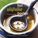 B. Jollands - Het olijfolieboekje