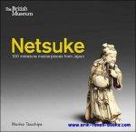 Noriko Tsuchiya - Netsuke 100 miniature masterpieces from Japan
