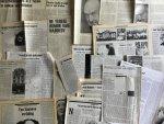 Nabokov, Vladimir - Aantal (27) knipsels van en over Vladimir Nabokov