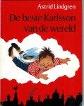 Lindgren, Astrid - De beste Karlsson van de wereld