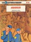 Lambil/ Cauvin - Blauwbloezen nr. 48, Arabesk, softcover, gave staat